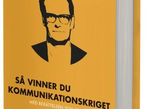Ny bok 26 augusti! Så vinner du kommunikationskriget