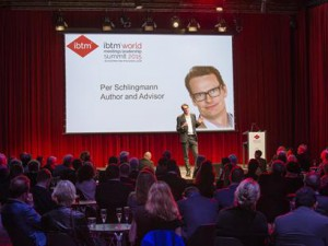 Bilder från IBTM World Meetings Leadership Summit 2015