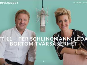 Podden #påjobbet – med Per Schlingmann